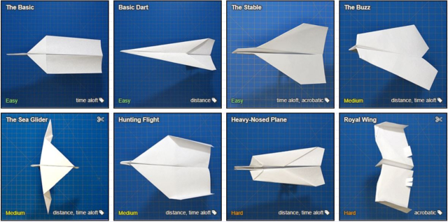Waste A Few Minutes On This Site Dedicated Solely To Paper Plane Designs –  2oceansvibe News | South African and international news