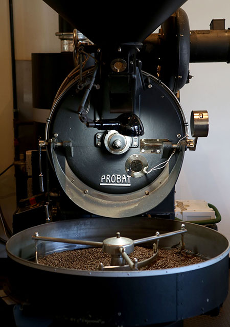 coffee roaster Cape Town