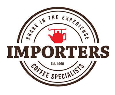 Importers Coffee roaster