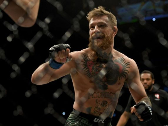 Conor McGregor Is Punching Old Men In The Head At Bars Now [Video]