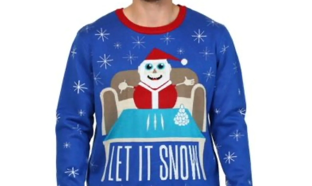 REGIONAL: Walmart pulls Christmas sweaters featuring Santa and cocaine