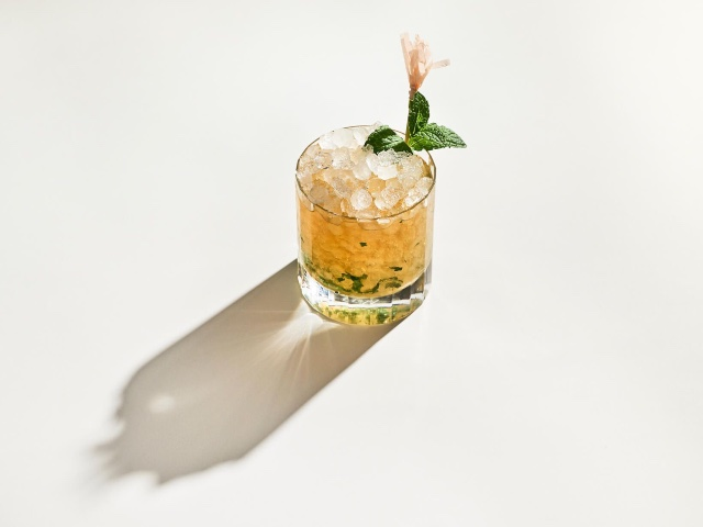 Cannabis-Cocktail