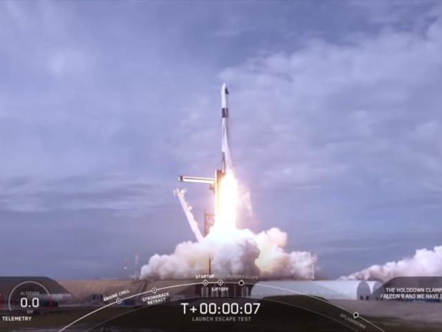 Falcon-9-Test-Launch