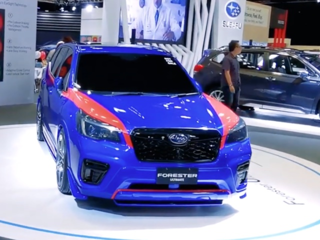 Subaru Car Models >> This Is Real Subaru Cars Has Launched A New Model Called