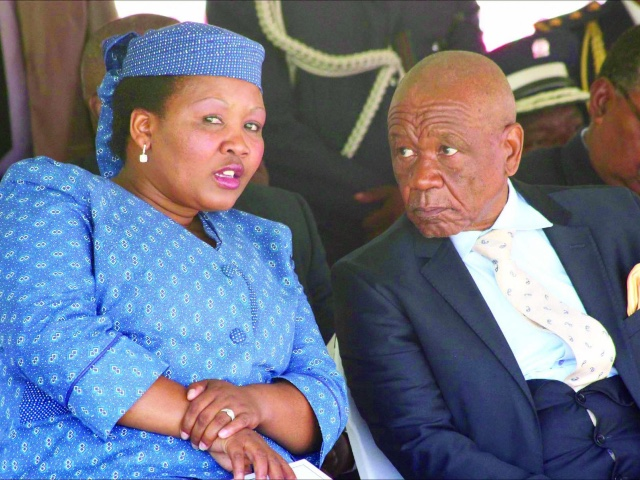 Lesotho-First-Lady