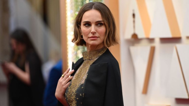 Natalie Portman's Oscars Gown Features the Names of Snubbed Female Directors