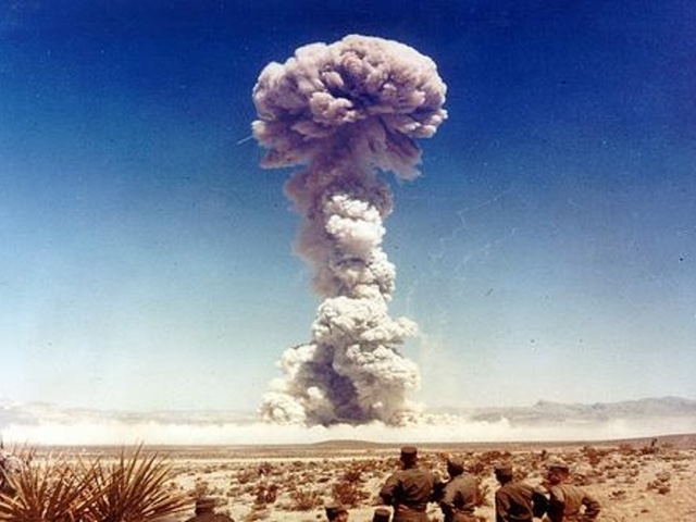 South Africa Nuclear Bomb