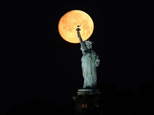 supermoon, photography