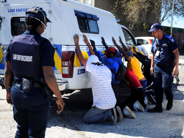 How The Lockdown Has Impacted Crime Stats In South Africa – 2oceansvibe  News | South African and international news