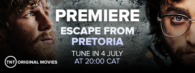 Escape from Pretoria - Watch TNT Africa
