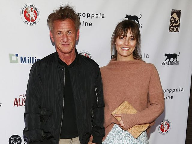 Sean Penn (59) Has Married His 28-Year-Old Girlfriend, Leila George - 2oceansvibe News