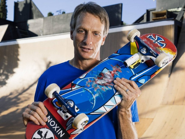 The Reason Tony Hawk Just Renamed This Famous Skateboard Move - 2oceansvibe News