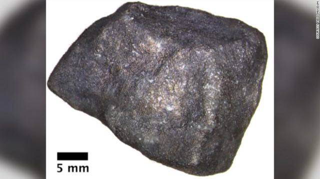 Meteorite That Collided With Our Planet Contains Organic Compounds