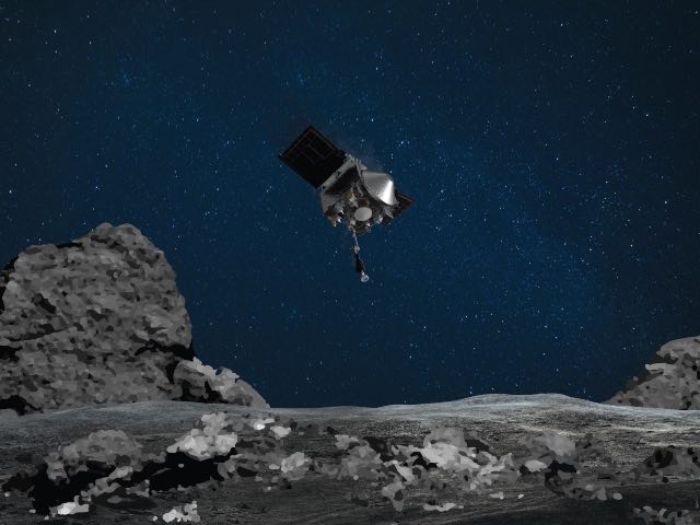 Here's How NASA Plans To 'High Five' An Asteroid [Video] - 2oceansvibe News