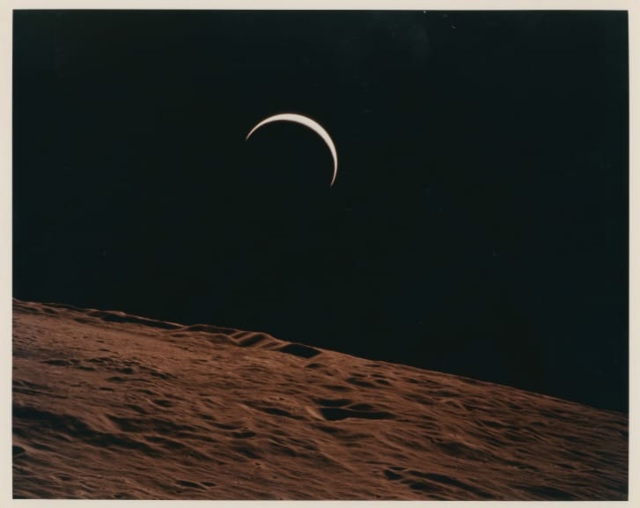 Only photo of Neil Armstrong on the moon going up for auction