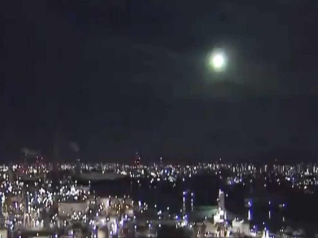 Meteor Fireball Spotted In Japan Is Quite Something [Video] - 2oceansvibe News