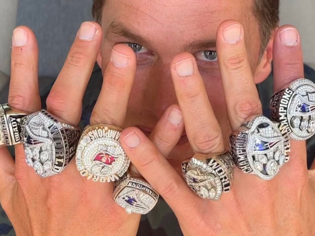 Guess What S Inside Tom Brady S Outrageous New Super Bowl Ring 2oceansvibe News South African And International News